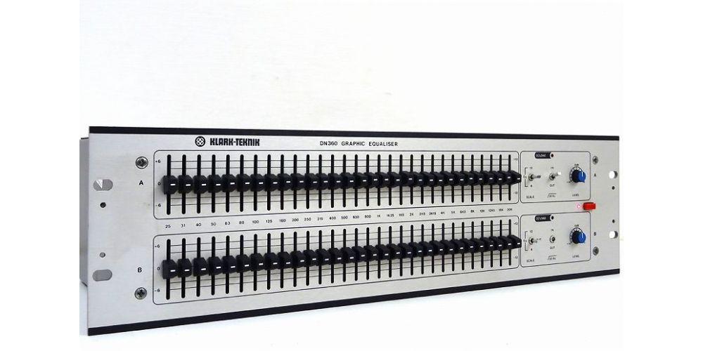 KLARK TEKNIK DN360 ecualizador front