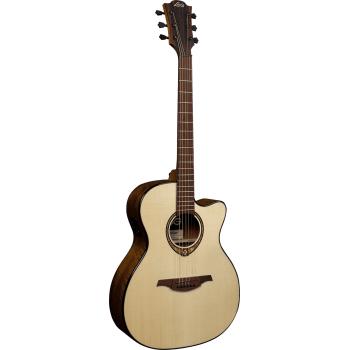 LAG T318ACE Guitarra Electro Acústica Serie Tramontane Formato Auditorium