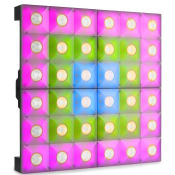 Beamz LCB366 Panle Hybrid  Led Con Control Pixel 150675