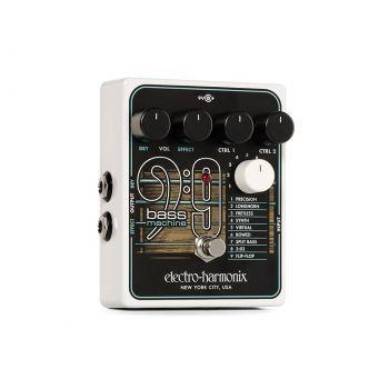 Electro Harmonix BASS9 Pedal Efectos