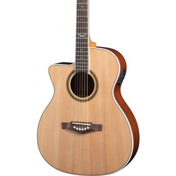 Eko NXT A100CE Natural Guitarra Acustica para Zurdos