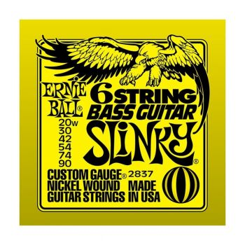 Ernie Ball 2837 Slinky Baritone 6 Cuerdas 20-90