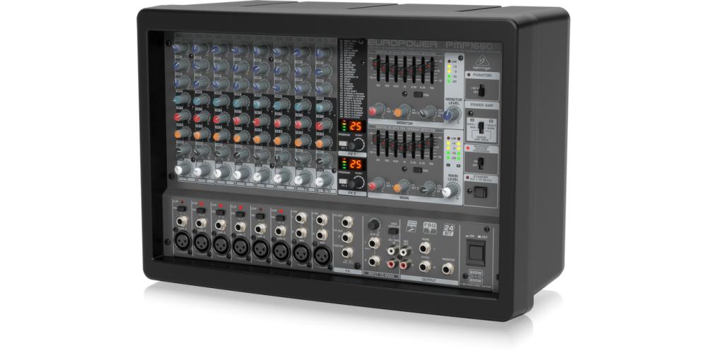 behringer PMP1680S mezclador
