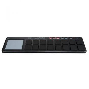 Korg Nanopad 2 Controlador MIDI USB Black