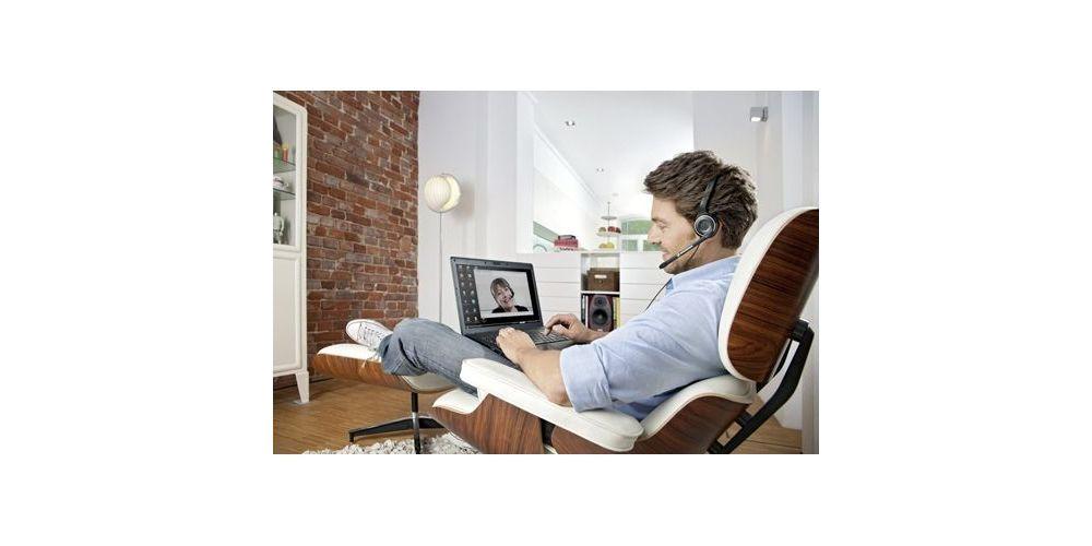 SENNHEISER PC-7 USB Auriculares Pc Comunicaciones PC7 USB