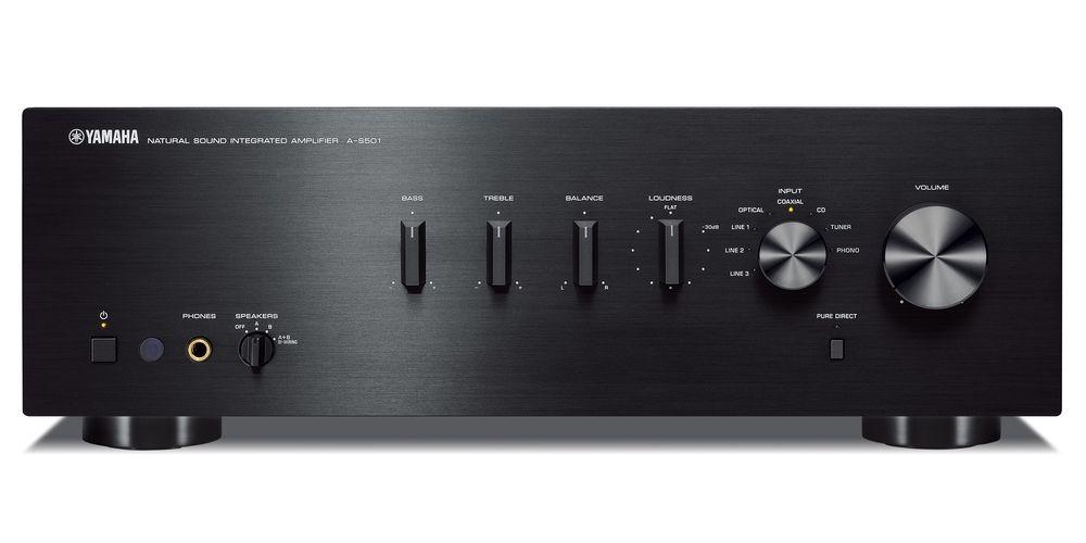 Yamaha A S501 amplificador