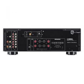 yamaha as501 silver amplificador panel trasero conexiones