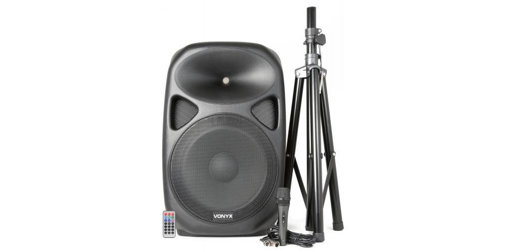 altavoz amplificado vonyx 170303