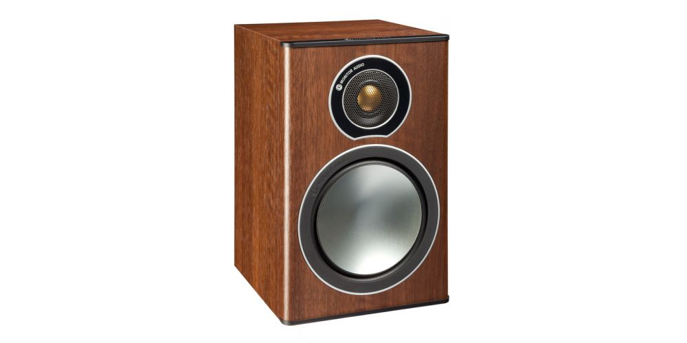 MONITOR AUDIO BRONZE 1 NOGAL ALTAVOZ