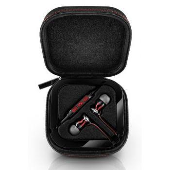 Sennheiser Momentum M2 IEI Negro-Cromo, Auricular para IPHONE