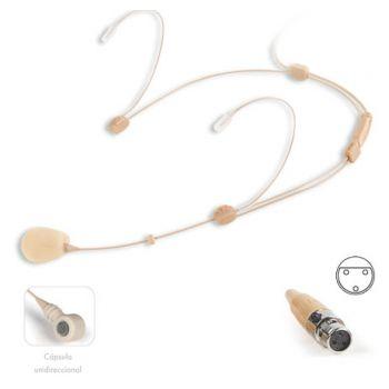 ACOUSTIC CONTROL Headset 42 Micrófono de diadema color carne