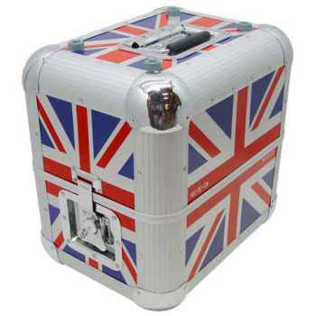 Zomo Recordcase MP-80 UK Flag