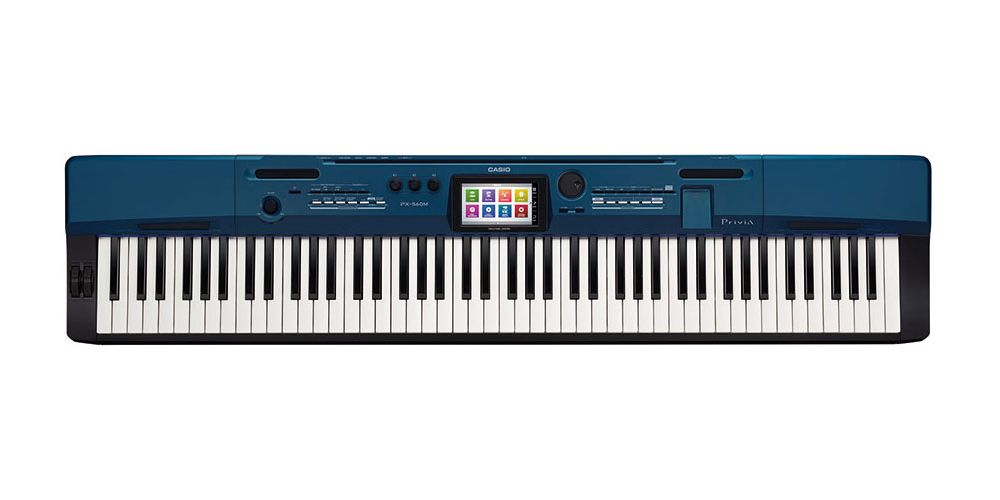 CASIO PIANO DIGITAL PRIVIA PX-560