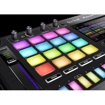 PIONEER DJ Toraiz SP-16 Sampler con filtros Dave Smith