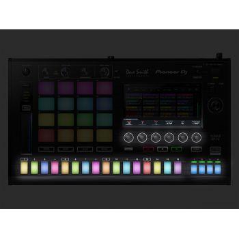 PIONEER DJ Toraiz SP-16 Sampler con filtros Dave Smith