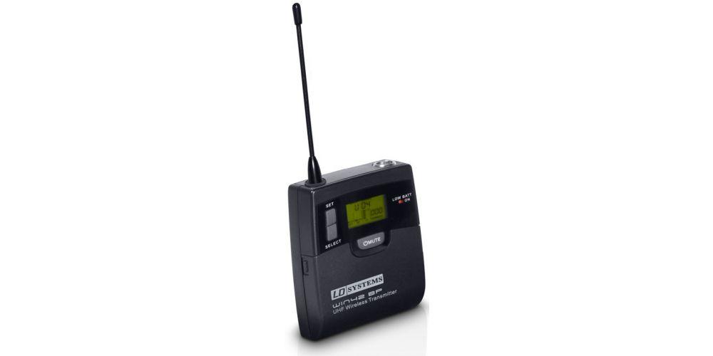 LD Systems New Win 42 BPHH2 B5 microfono inalambrico