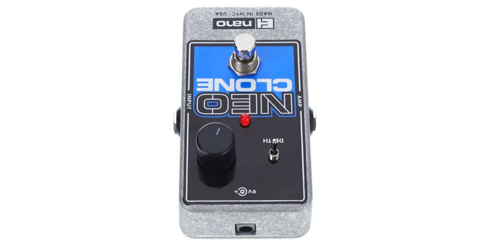 elektro harmonix neo clone conexion