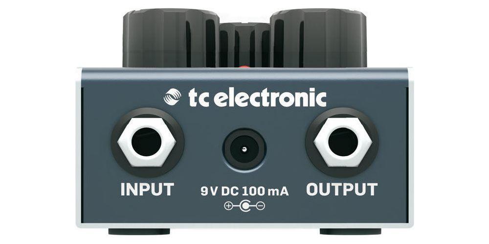 tc electronic grand magus distorsion conexion