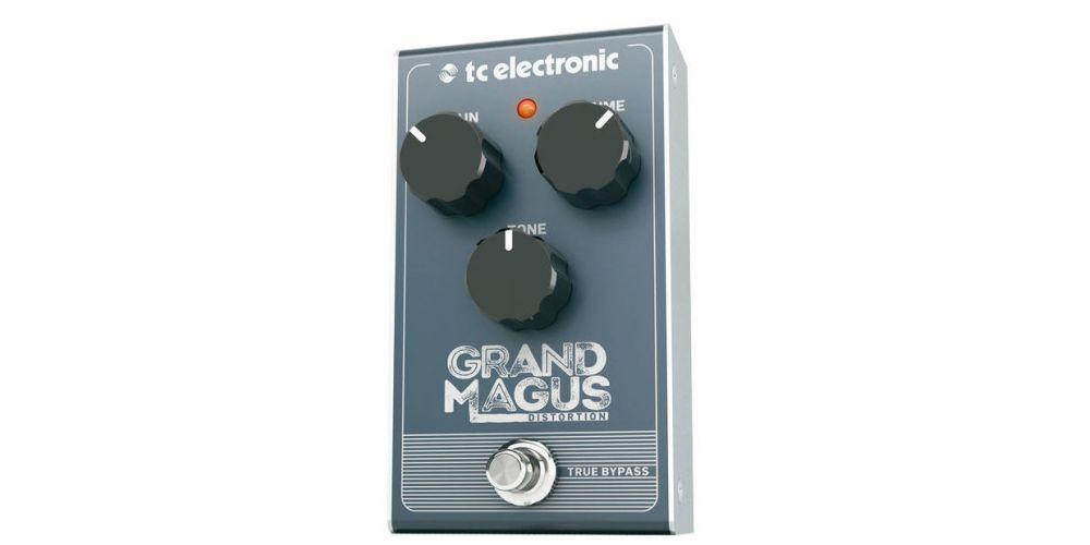 tc electronic grand magus distorsion