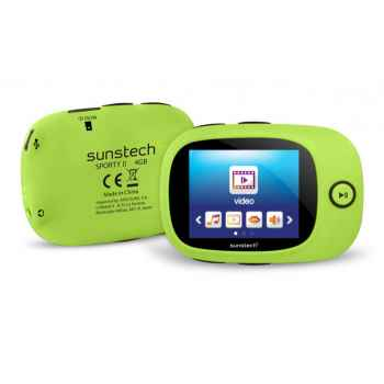 SUNSTECH SPORTYII 4Gb GN Mp4