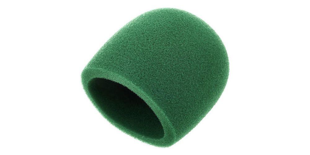 comprar paravientos shure a58ws verde