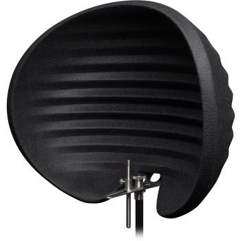 Aston HALO Negro Filtro anti-reflexiones