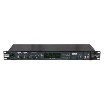 DAP Audio Compact 6.2 Mezclador/Reproductor de 2 Zonas