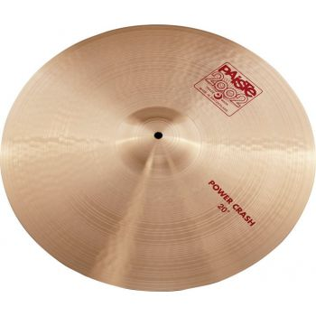 Paiste 20 2002 POWER CRASH