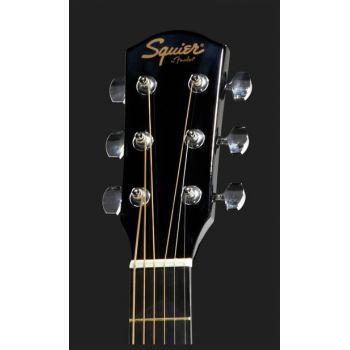 Fender Guitarra Electro Acústica Squier SA-105CE Black
