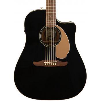 Fender Redondo Player WN Jetty Black