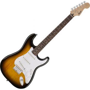Fender Squier Bullet Stratocaster Hard Tail Sunburst