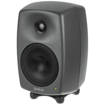 GENELEC 8030C PM Negro Monitor Estudio Activo ( REACONDICIONADO )