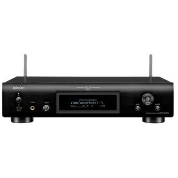 DENON DNP-800NE Reproductor Audio Red DNP800 NE Negro