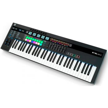 Novation 61SL MKIII Teclado Controlador de 61 Teclas ( REACONDICIONADO )