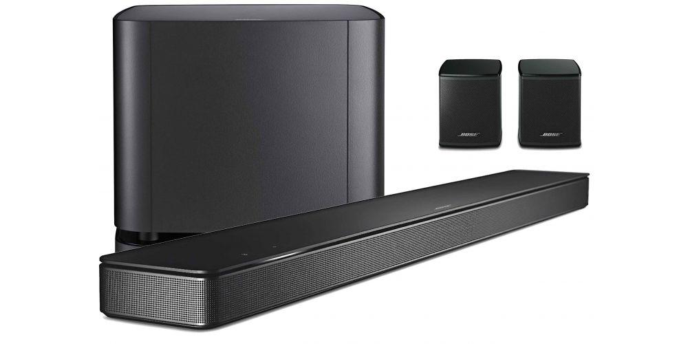 bose soundbar500 surround speaker bass module