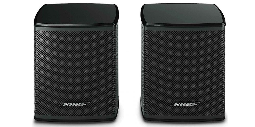 bose surround speaker black