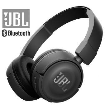 JBL T460BT Negro Auricular Bluetooth