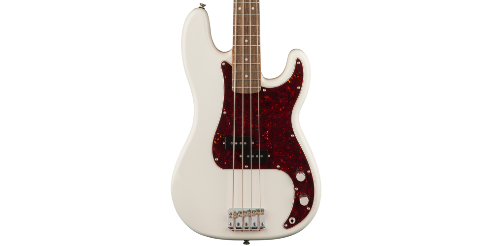 fender squier classic vibe 60s precision bass laurel fingerboard owt
