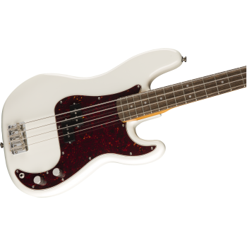 Fender Squier Classic Vibe 60s Precision Bass LRL Olympic White