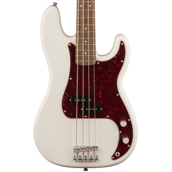 Fender Squier Classic Vibe 60s Precision Bass LRL Olympic White. Bajo Eléctrico