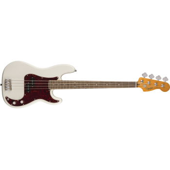 Fender Squier Classic Vibe 60s Precision Bass Laurel Olympic White
