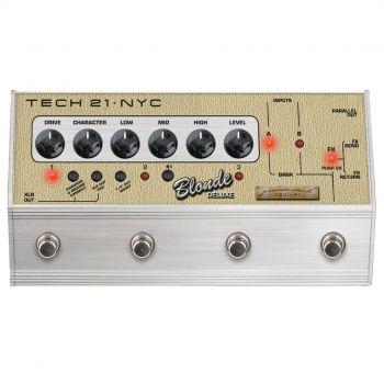 Tech 21 Blonde Deluxe Pedal de Efectos