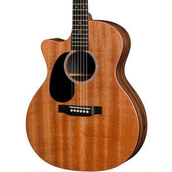 Martin GPCX2AE-MACASSAR L Guitarra Electroacustica con Cutaway Zurdos