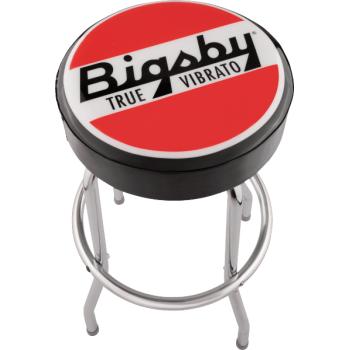 Bigsby Taburete Round Logo 30