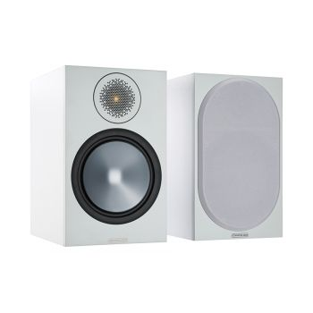 Monitor Audio Bronze 100 White Altavoz Estanteria Pareja
