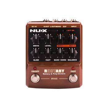 Nux Roctary Pedal Efectos