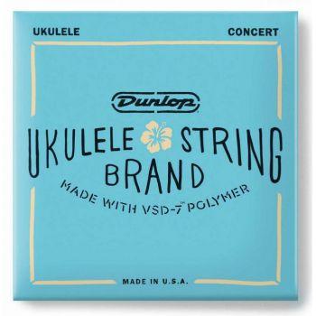 Dunlop DUQ302 Juego Cuerdas Ukelele Concert