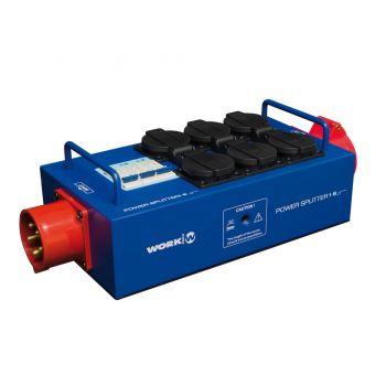 Work Pro Power Splitter 16 Distribuidor de Potencia Trifásico
