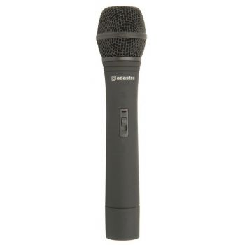 Adastra VH174.1 Micrófono Transmisor de Mano VHF