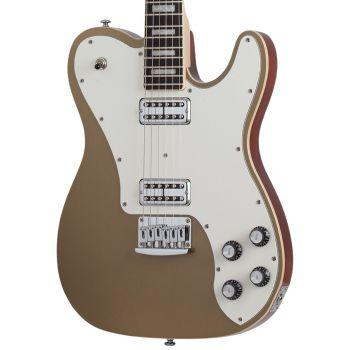 Schecter PT Fastback Gold. Guitarra Eléctrica